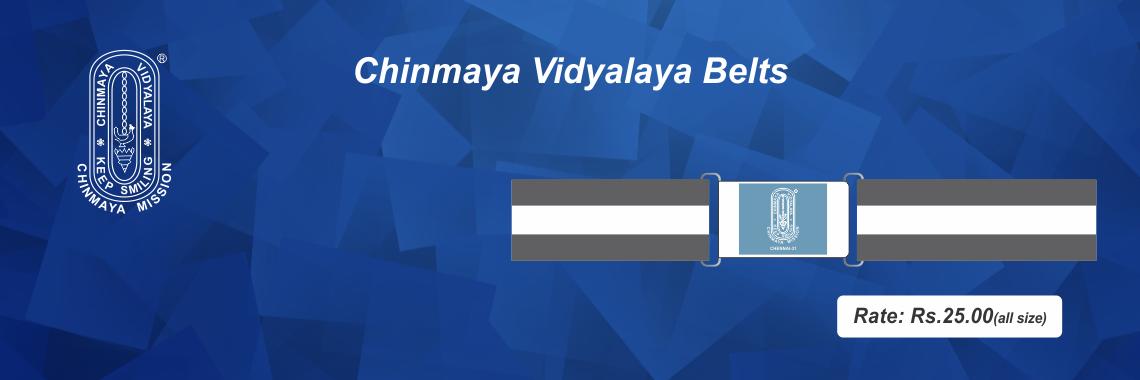 Chinmaya Vidyalaya Belt